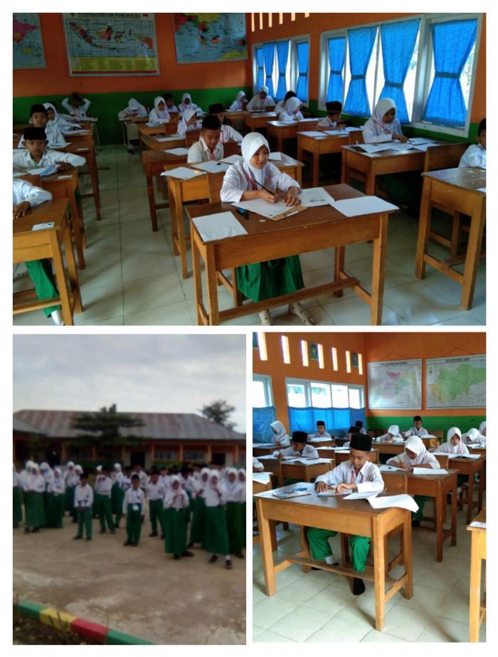 Ujian Sekolah Berstandar Nasional (USBN) TP. 2018/2019